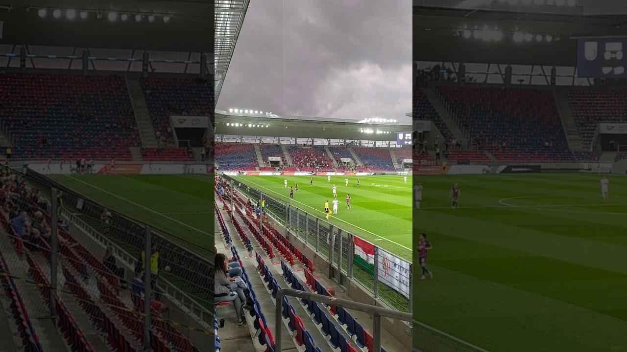 MOL Fehérvár FC-DVSC 1-0 Loki-ultrák szurkolnak 6 - YouTube