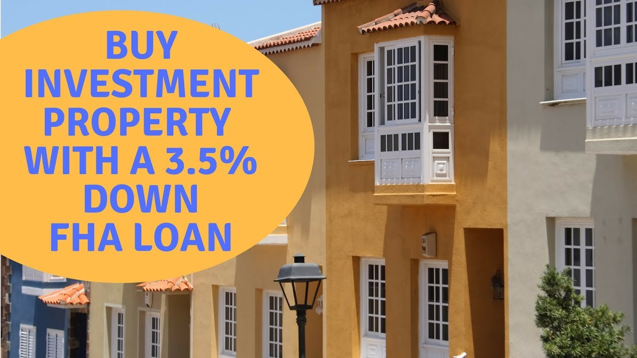 using fha to leverage your first investment property youtube
