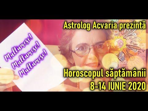 Horoscop acvaria saptamanal