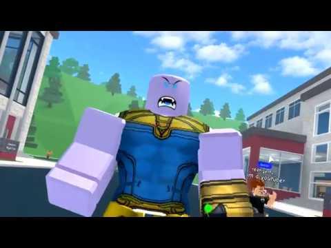 How To Get Infinity Gauntlet In Robloxian Highschool How To Be Thanos In Robloxian Highschool Youtube