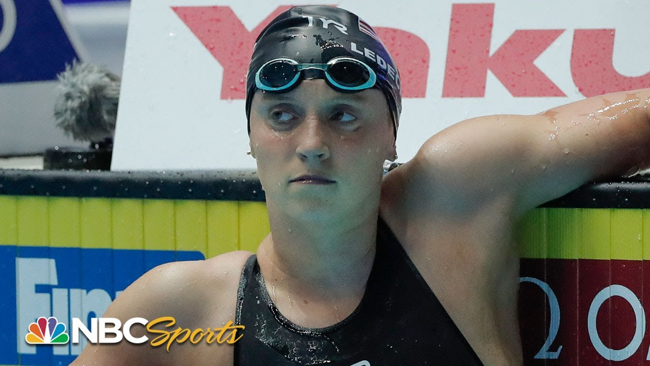 Katie Ledecky loses 400m freestyle at 2019 World Championships | NBC Sports