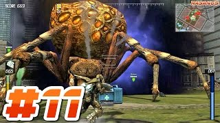 Earth Defense Force - Insect Armageddon [PC] part 11 (chapter 3 mission 1)