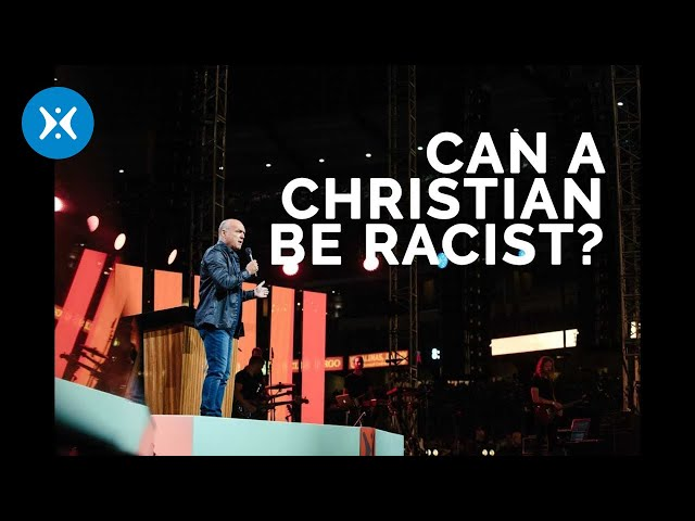 Can a Christian be a Racist? (With Greg Laurie)