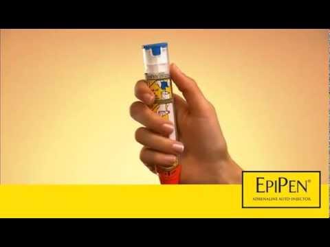 EpiPen+Adrenaline+Autoinjector