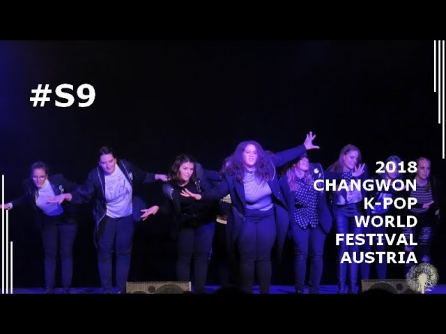 [2018 ChangFe Austria Finals] #S9 (2nd place winner) / Seventeen (세븐틴) - Clap (박수)