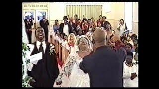 Holy ghost wedding