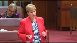 "Christine Milne: ""I rise to oppose the government"