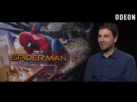 Spider-Man Homecoming director Jon Watts...