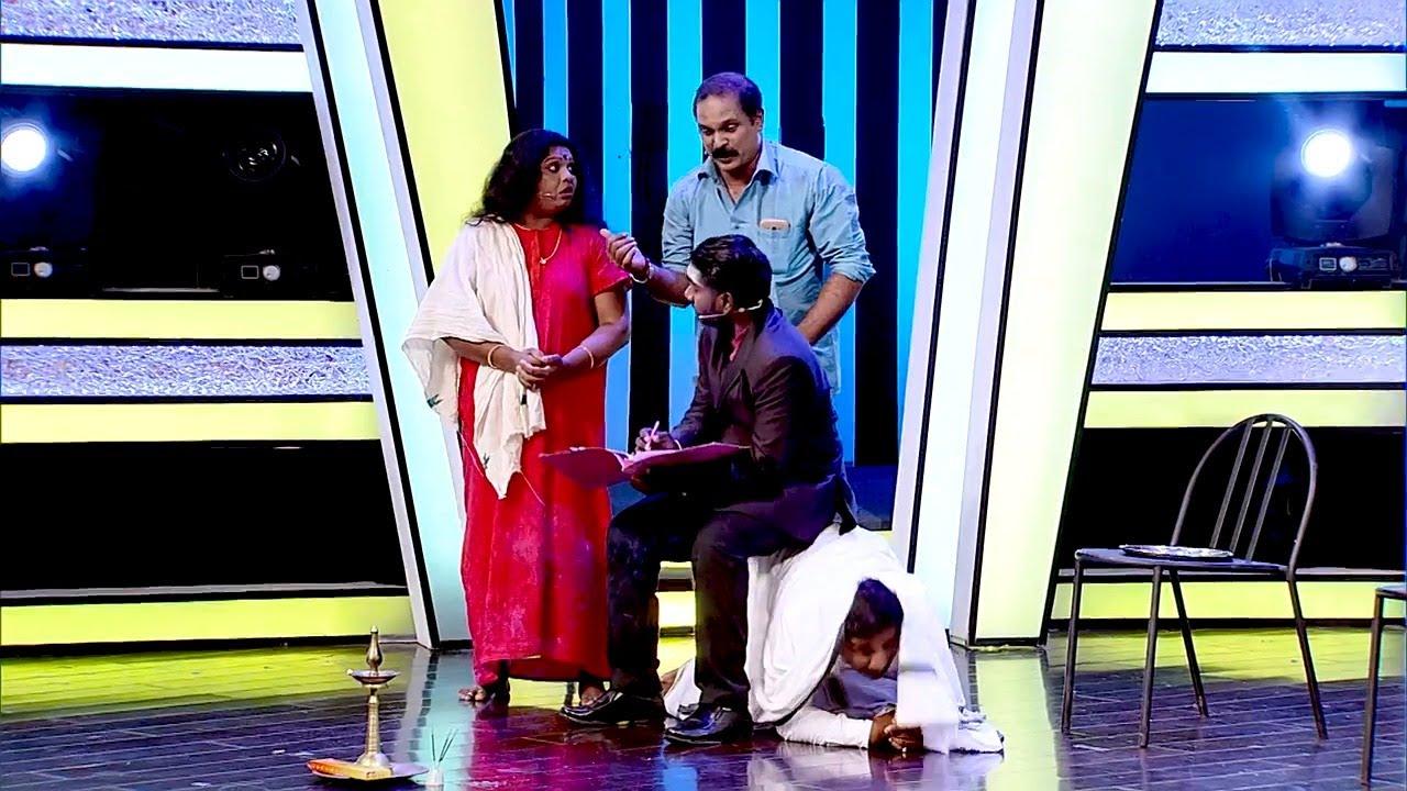 Thakarppan Comedy I   funny  variety skit performance  I Mazhavil Manorama