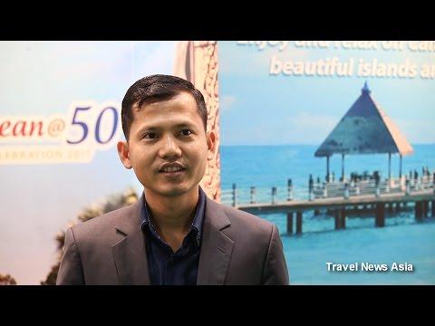 Cambodia Tourism Interview at JATA 2016 - HD