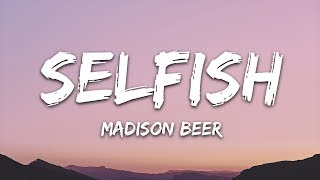 Download song Madison Beer - Selfish (Lyrics)