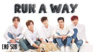 """Translation, hangul & romanization of """"RUN A WAY"""" by U-KISS, from M..."""