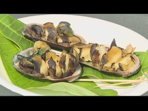 Hawaii Grown, Hawaii Made: Big Island Abalone