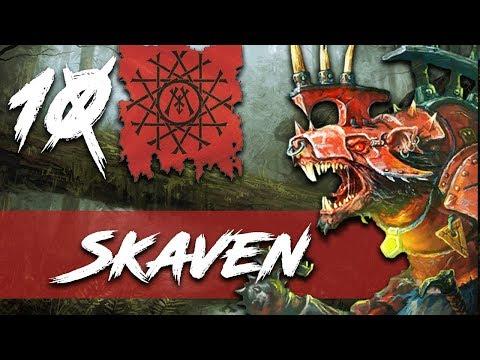 SIEGE OF ZLATLAN - Total War: Warhammer 2 - Skaven Campaign - Queek Headtaker #10