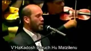 Vehi sheomdah Yonathan Razel Yaakov Shwekey pesaj.Por Siempre Israel.