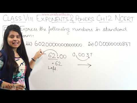 Q 1 - Ex 12.2 - Exponents And Powers - NCERT Maths Class 8th - Chapter 12