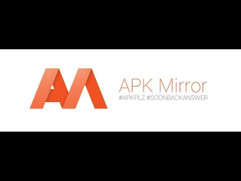 APK Mirror Gmail!
