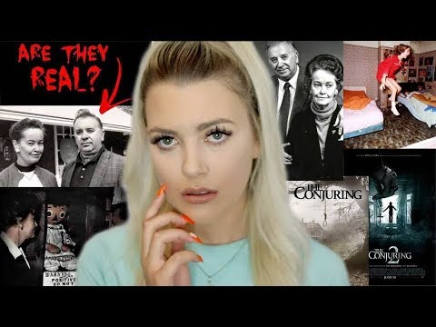 The TRUTH About Ed And Lorraine Warren… *Are They Frauds!?!*