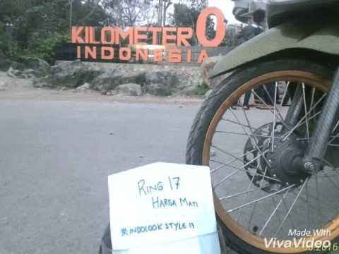 Matic Ring 17 Touring 0 Kilometer Indonesia (JAKARTA -SABANG)