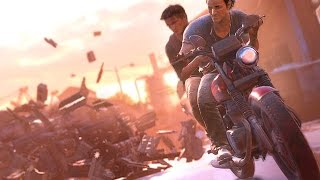 UNCHARTED 4 — На русском! Полный эпичный геймплей E3 2015 (HD)