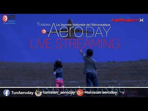Streaming Tunisian Aeroday 2016
