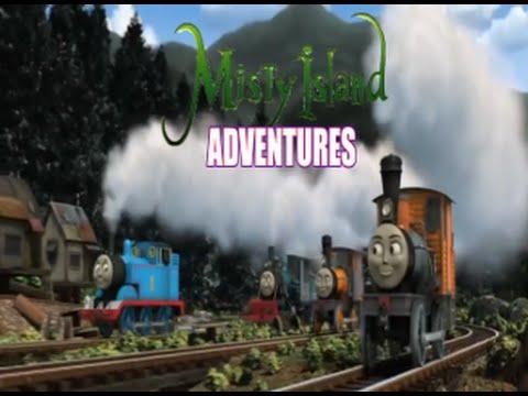 Misty Island Adventures | Custom DVD