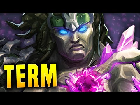 UNSTOPPABLE TERMINUS | Paladins Terminus Gameplay & Build
