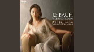 J.S. Bach: Concerto for 2 Violins, Strings, and Continuo in D minor, BWV 1043 - 2. Largo ma non...