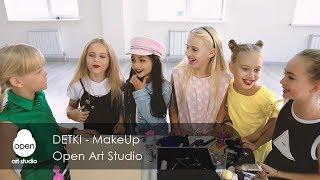 DETKI - MakeUp - Open Art Studio
