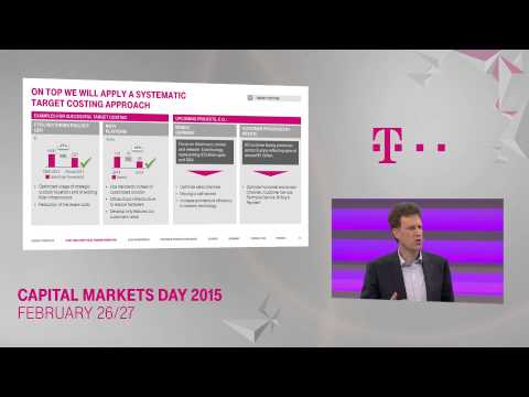 2. Thomas Dannenfeldt on Cost and Portfolio Transformation – Deutsche Telekom CMD 2015