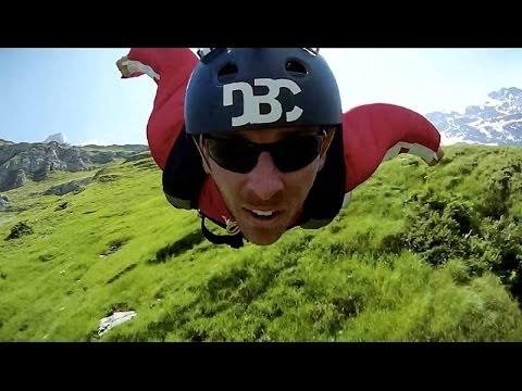 Lucid Dreams 3 | Wingsuit BASE Jumping | Luke Hively
