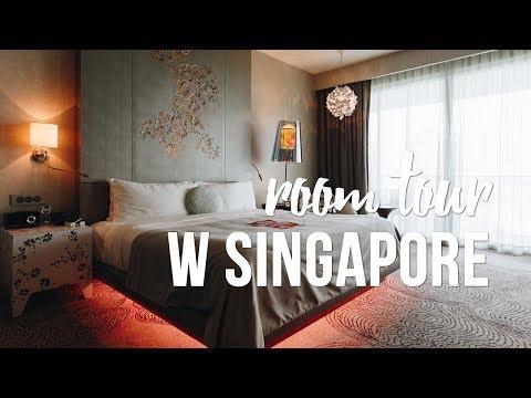 room-tour:-w-singapore---sentosa-cove- -fabulous-room-+-pool
