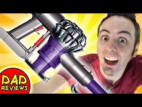 BEST CORDLESS VACUUM | Dyson DC59 Cordless Vacuum Cleaner Review