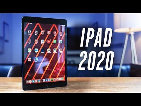iPad 2020 review: here we go again, again