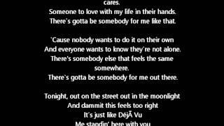 Скачать Shayne Ward Gotta Be Somebody Lyrics