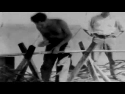 War Dept Film Bulletin 52 Part A: Cable Laying In Panama  (full)