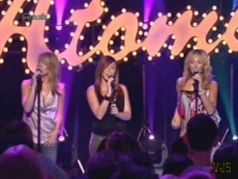 Atomic Kitten - The Last Goodbye & Interview [Live at CD:UK 02 11 02]