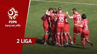 2. Liga: Bramki z 28. kolejki (2018/19)