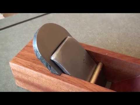 Kanna Plane - Homemade japanese plane