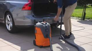 Husqvarna Wet & Dry Vacuum Cleaners