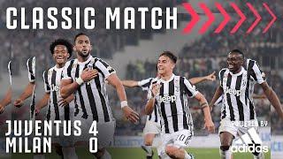Juventus 4 0 Milan 2018 Coppa Italia Final Classic Match Powered by Adidas