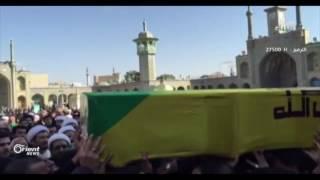 قتلى الميليشيات الإيرانية تجاوز 1300 قتيل في المدن السورية