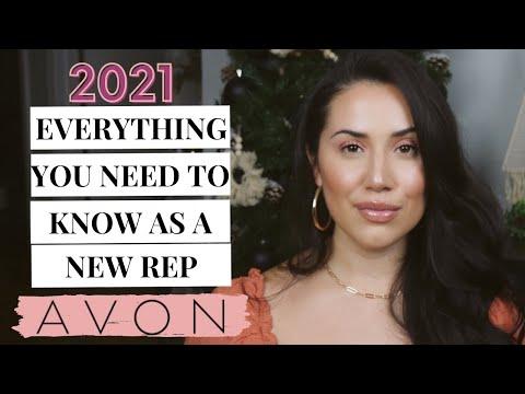 New Avon Representative