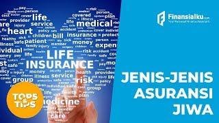 Kalau mau beli asuransi jiwa harus tau dulu apa aja jenis-jenis yang ada. nah, makanya kalian wajib nonton video ini. masih bingung menge...