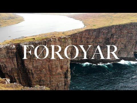 FØROYAR |  A cinematic drone journey in the Faroe Islands