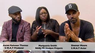 NABJ17: S.W.A.T Producer and Cast member express the importance of new television series