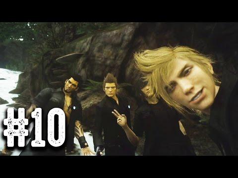 กรี๊ดดดดดดด เสด็จปู่! - Final Fantasy XV - Part 10