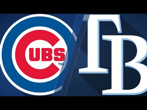 Montgomery, Schwarber lead Cubs to 2-1 win: 9/19/17