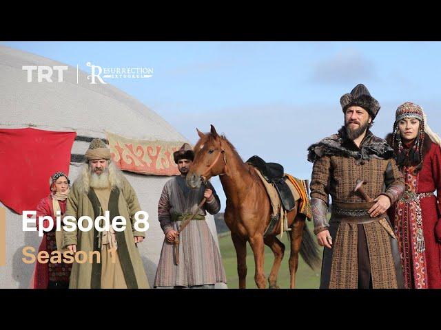 Resurrection Ertugrul Season 1 Episode 8