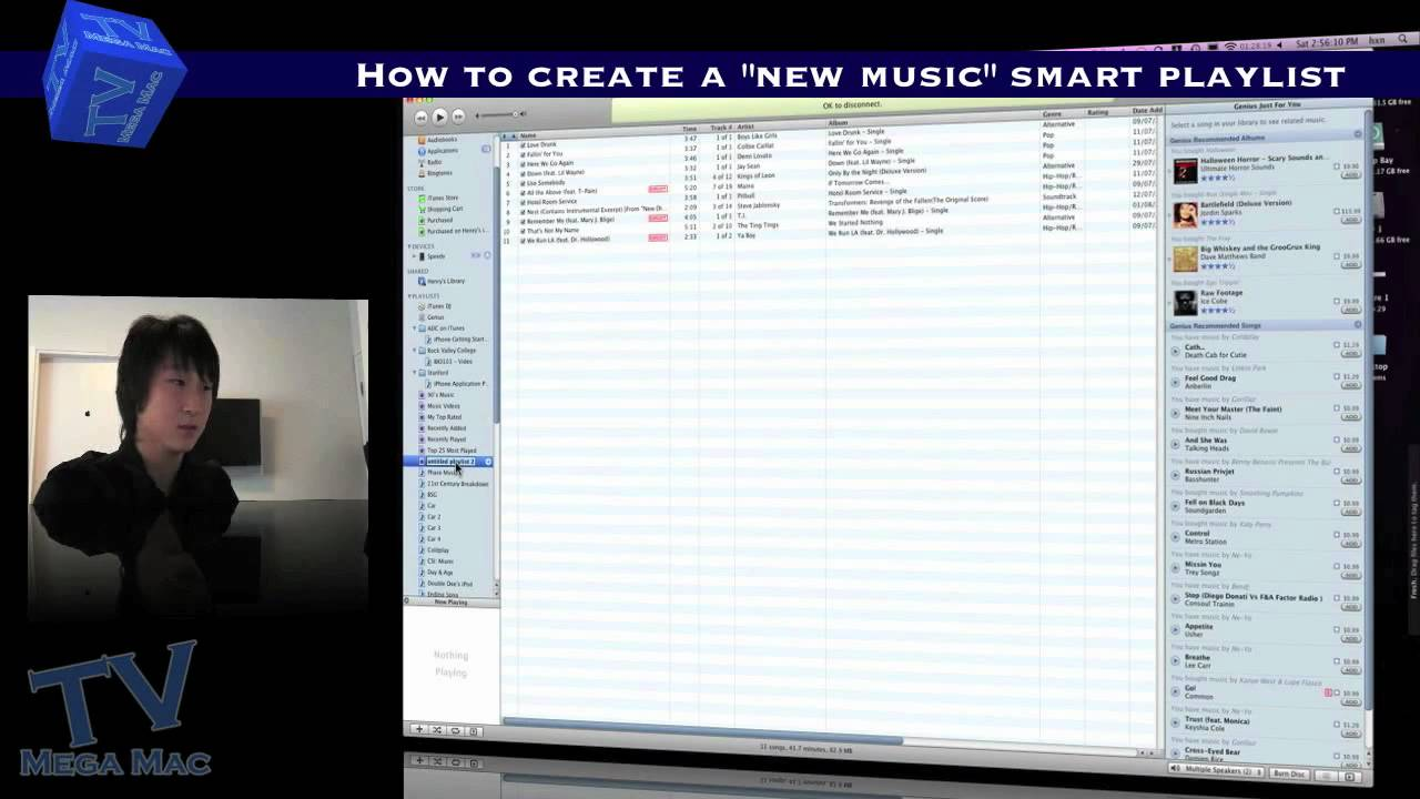 how do i make a playlist on my iphone how to create a new smart playlist in itunes 6653